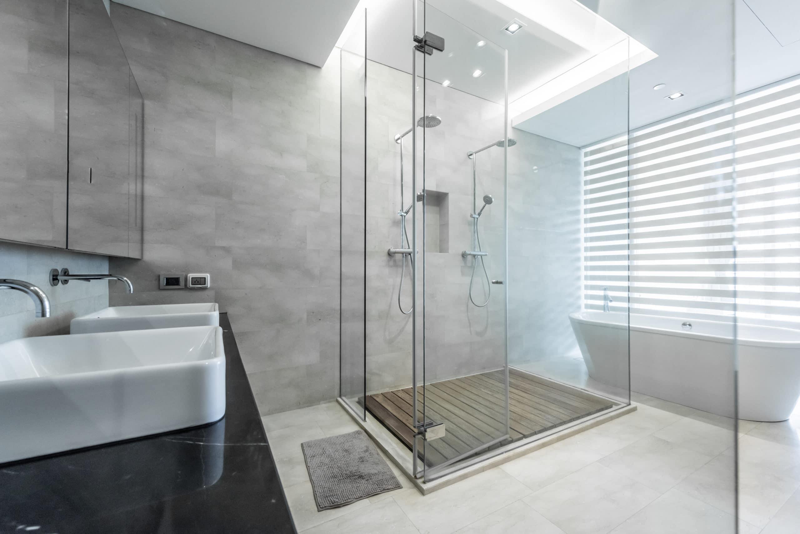 Schöne Badsanierung in Iserlohn